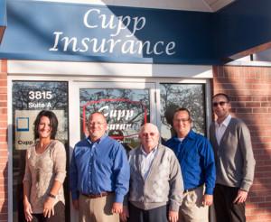 Cupp Insurance Staff
